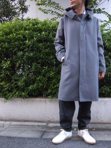 BLESS COAT GREY (1)