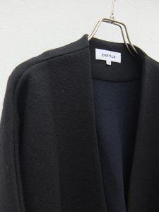 ENFOLD COAT BLACK (3)