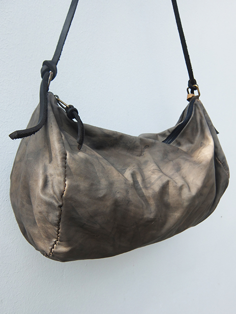 ISABELLA STEFANELLI I-ⅢDUFFLE BAG OFF GREY (4)
