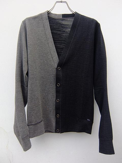 taichimurakami Asymetry Jersey Cardigan (1)