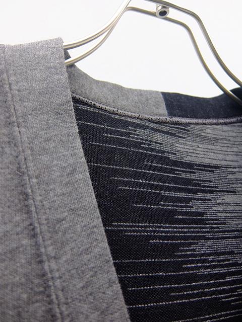 taichimurakami Asymetry Jersey Cardigan (2)