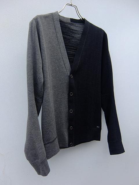 taichimurakami Asymetry Jersey Cardigan (3)
