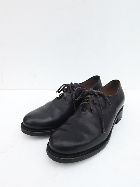 Cherevichkiotvichki One Piece Derby Shoes BLACK (1)