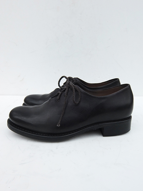 Cherevichkiotvichki One Piece Derby Shoes BLACK (3)