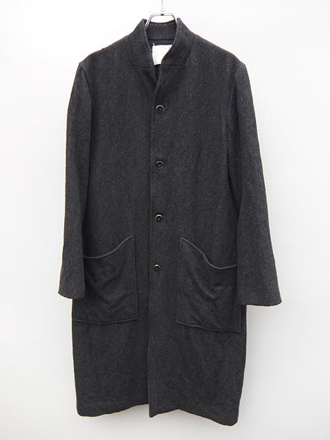 ArakiYuu atelier coat chacoal (1)