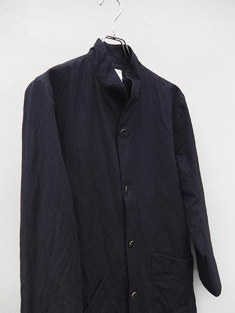 ArakiYuu atelier coat navy (3)