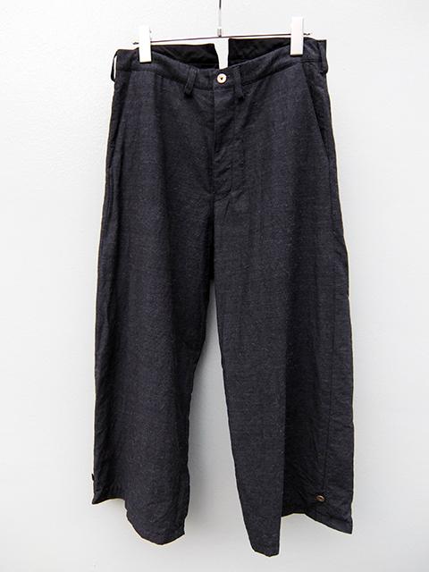 ArakiYuu baggy pants grey (1)