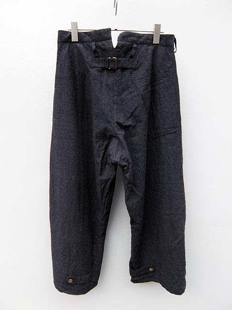 ArakiYuu baggy pants grey (4)