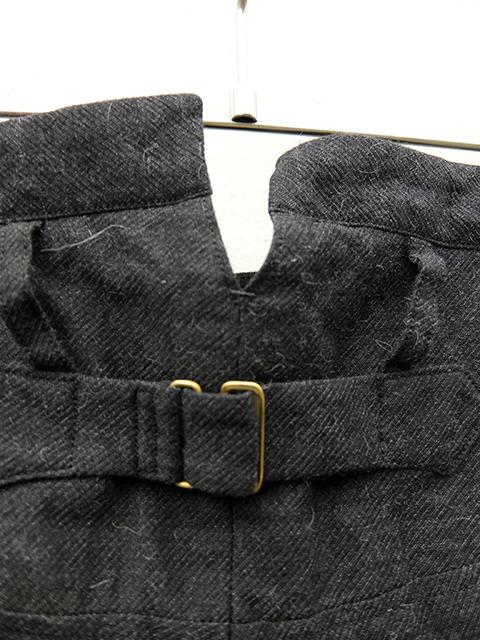 ArakiYuu baggy pants grey (5)