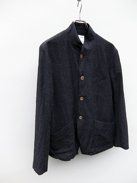 ArakiYuu jerkin jacket grey (3)