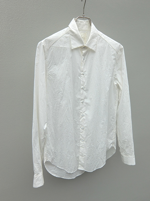 ArakiYuu pointed collar shirts WHITE (3)