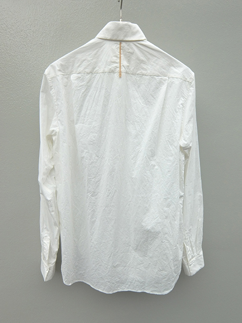 ArakiYuu pointed collar shirts WHITE (5)