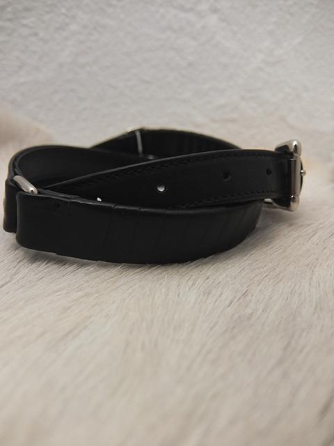 cornelian taurus roll belt BLACK (2)