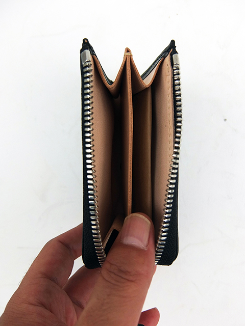 cornelian taurus tower card case BLACK (4)