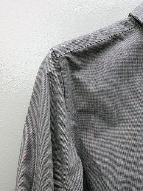 bergfabel short tyrol classic shirts BLACK CHECK (2)