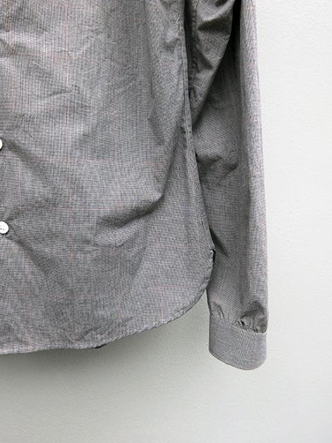 bergfabel short tyrol classic shirts BLACK CHECK (4)