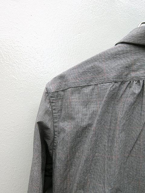 bergfabel short tyrol classic shirts BLACK CHECK (6)