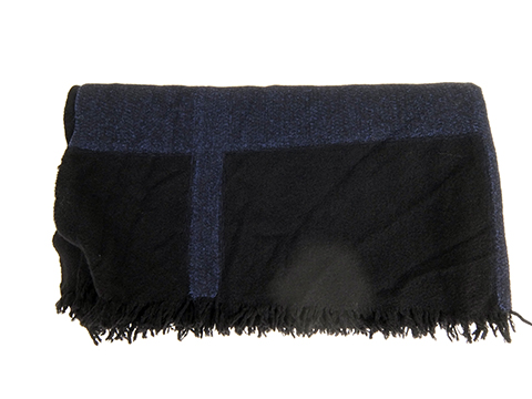 bergfabel stole BLACK x NAVY (1)
