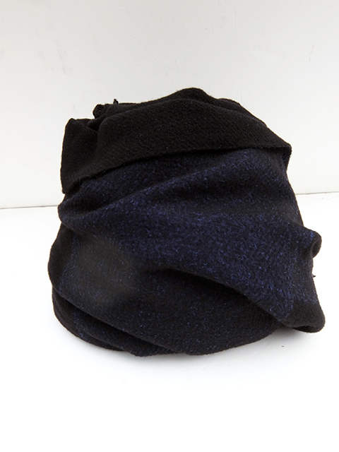 bergfabel stole BLACK x NAVY (5)