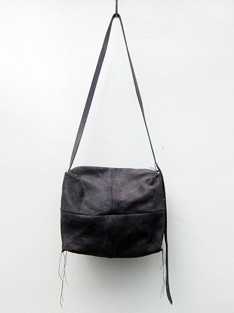 m.a+ small patchwork shoulder bag BLACK (1)