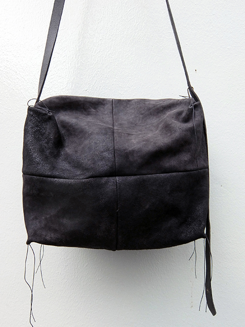 m.a+ small patchwork shoulder bag BLACK (3)