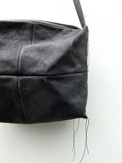 m.a+ small patchwork shoulder bag BLACK (5)