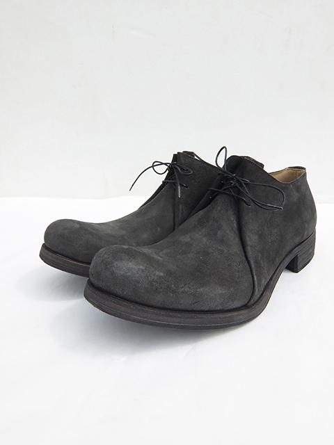 m.a+ Double fold shoes BLACK reverse (1)