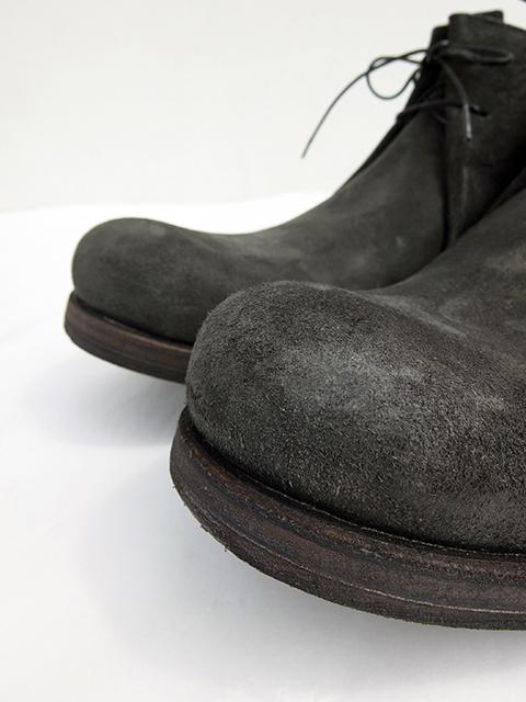 m.a+ Double fold shoes BLACK reverse (2)