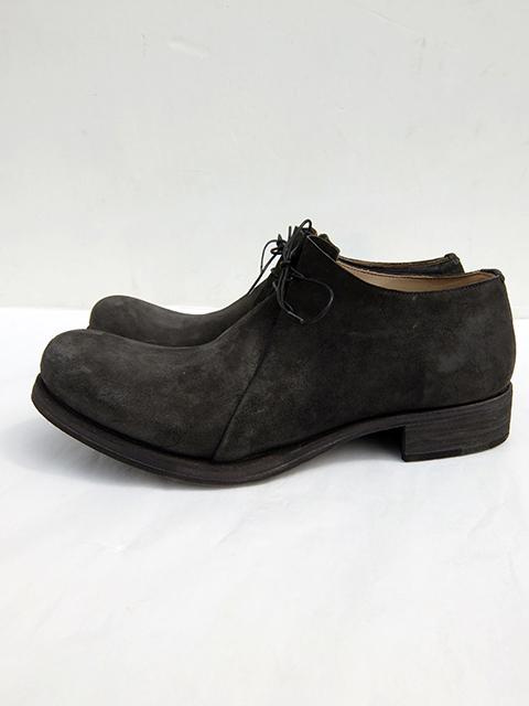 m.a+ Double fold shoes BLACK reverse (3)