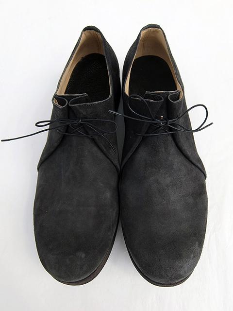 m.a+ Double fold shoes BLACK reverse (5)