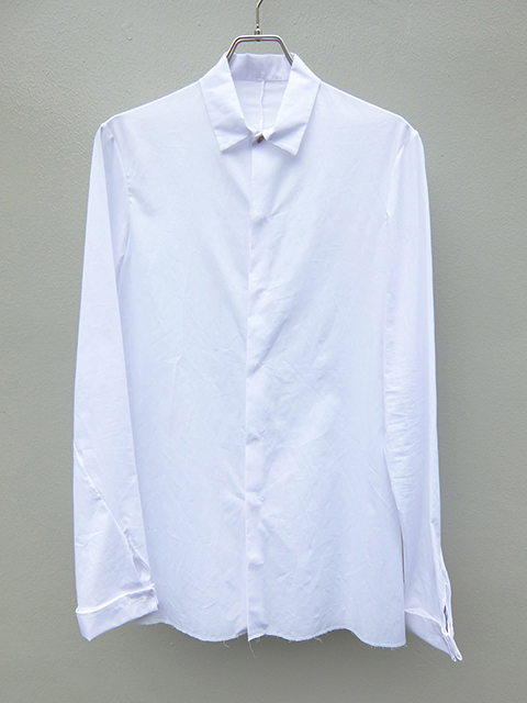 m.a+ Fitted shirts WHITE (1)