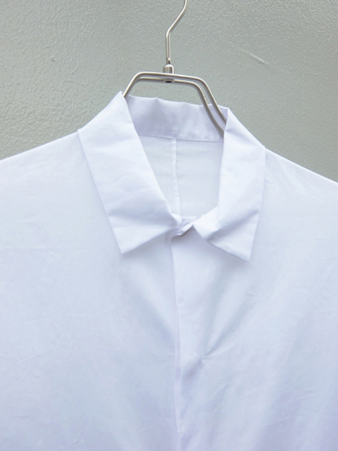 m.a+ Fitted shirts WHITE (2)