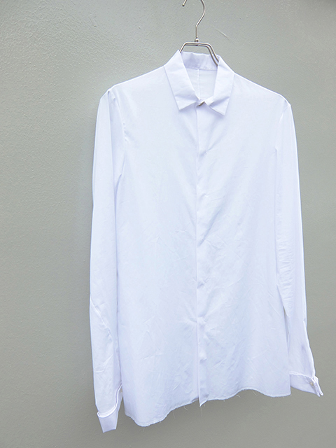 m.a+ Fitted shirts WHITE (3)