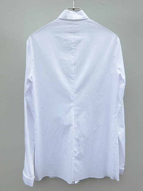 m.a+ Fitted shirts WHITE (4)