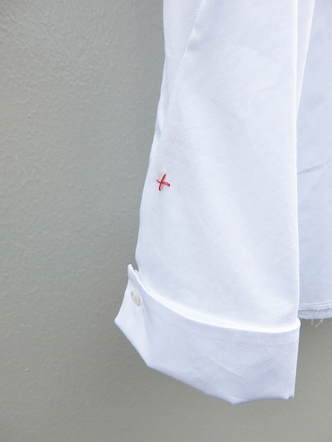 m.a+ Fitted shirts WHITE (5)