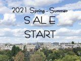 2021 Spring - Summer SALE