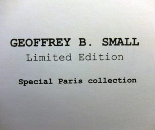 GEOFFERY B SMALL 入荷!!