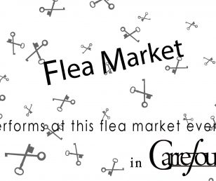 Flea Market 開催!! / フリーマーケット