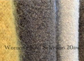 Women's Knit Selection 20aw