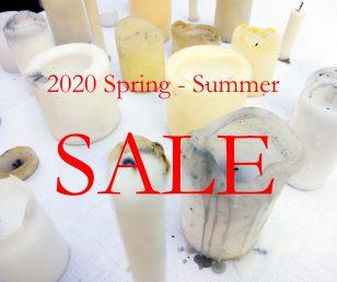 SALE of 2020 Spring - Summer