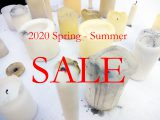 SALE of 2020 Spring - Summer