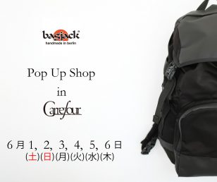 bagjack Pop Up Event!