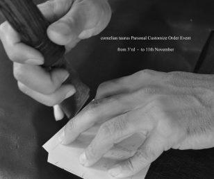 cornelian taurus Personal Customize Order vol,3 / コーネリアンタウラス